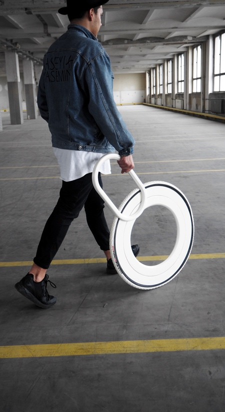 Walking Stick Wheel
