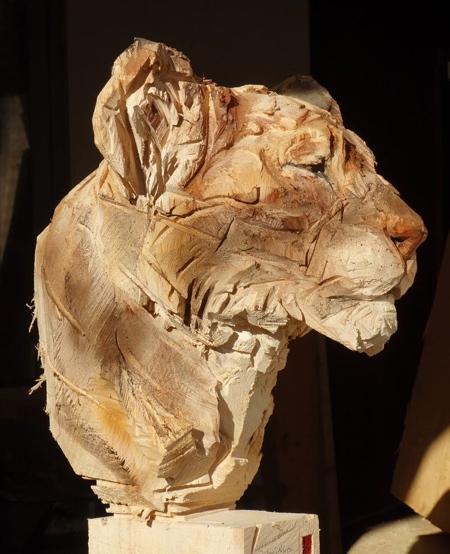 Sculptures by Jürgen Lingl-Rebetez