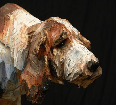 Chainsaw Sculptor Jürgen Lingl-Rebetez