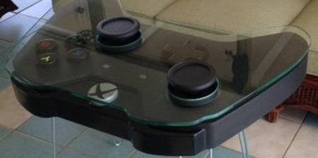 XBOX Controller Table