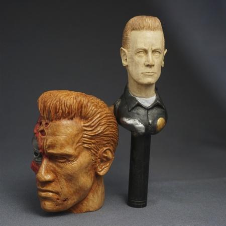 Schwarzenegger Terminator Pipe