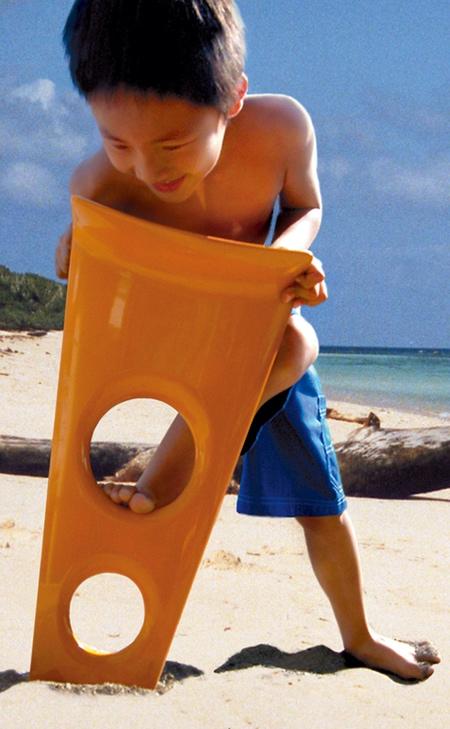 Beach Sand Stool