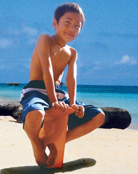 Sand Stool