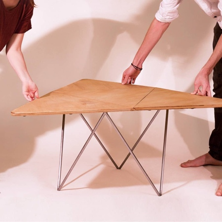 Clover Leaf Table