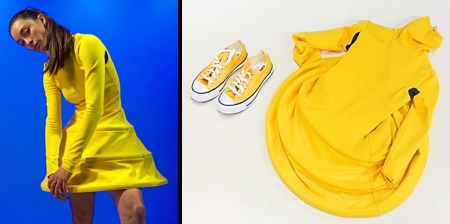 Collapsible Dress