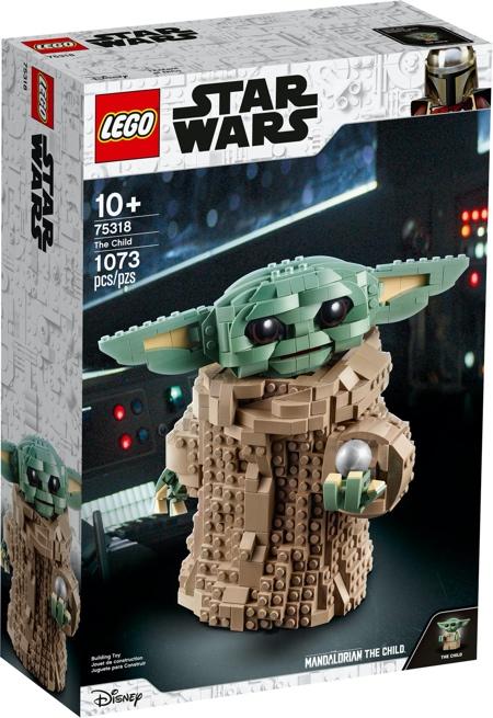 LEGO Mandalorian Baby Yoda