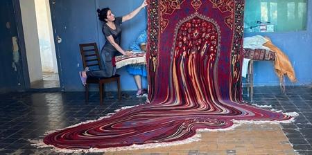 Melting Carpet