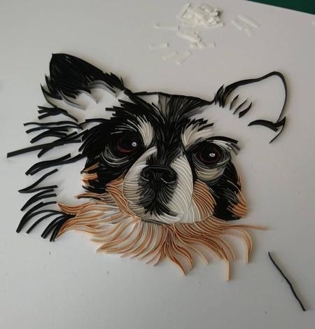 Quilling Paper Art