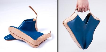 Shoe Handbag