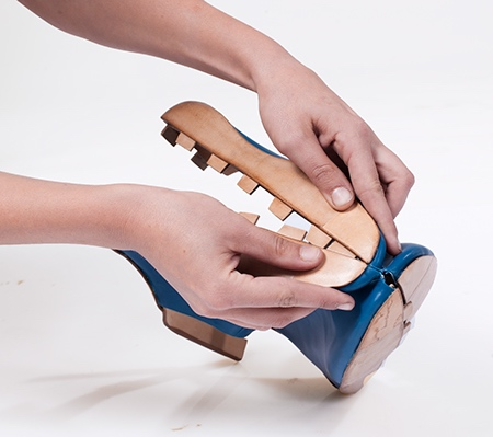 Tal Weinreb Shoe Handbag