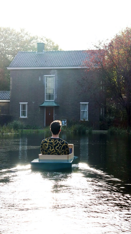 Erik Stehmann Tiny Boat
