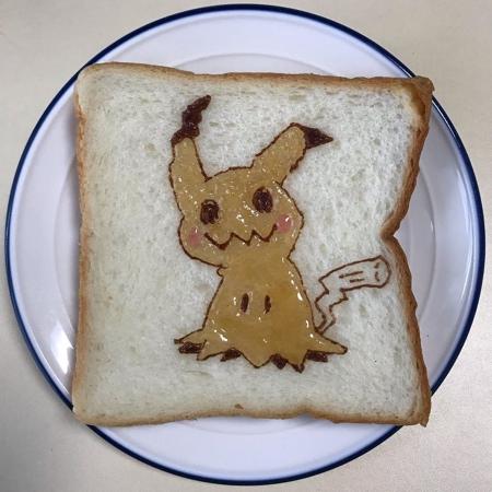 Jam Bread Art