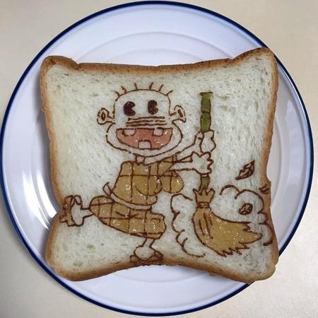 Art on Bread