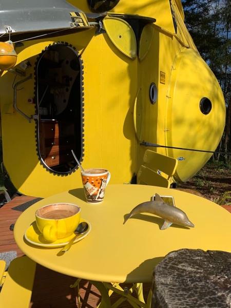 The Beatles Yellow Submarine House