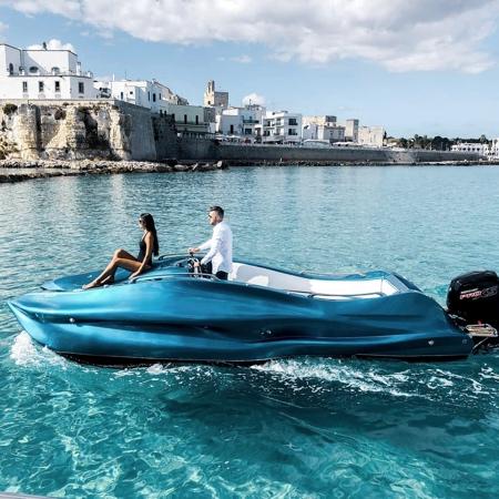 Real 3D Printed Boat