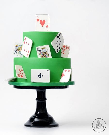 Tortik Annushka Cake