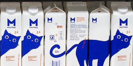 Cat Milk Packaging