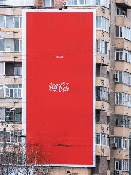 Coca-Cola Feel It