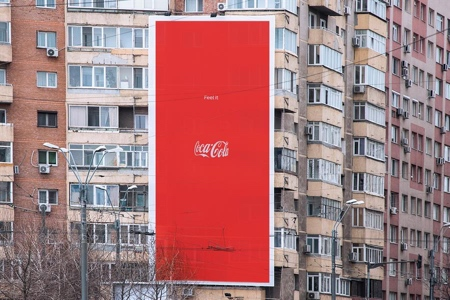 Coca-Cola Feel It Publicis Italy