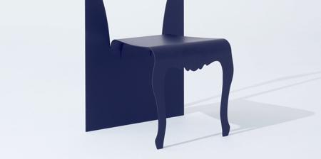 Cutout Chair