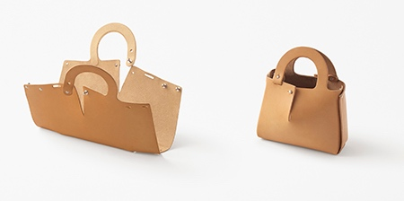 Flat Handbag