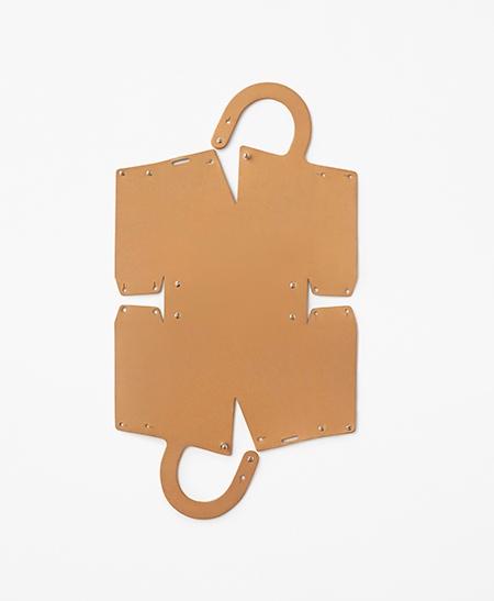 Nendo Flat Handbag