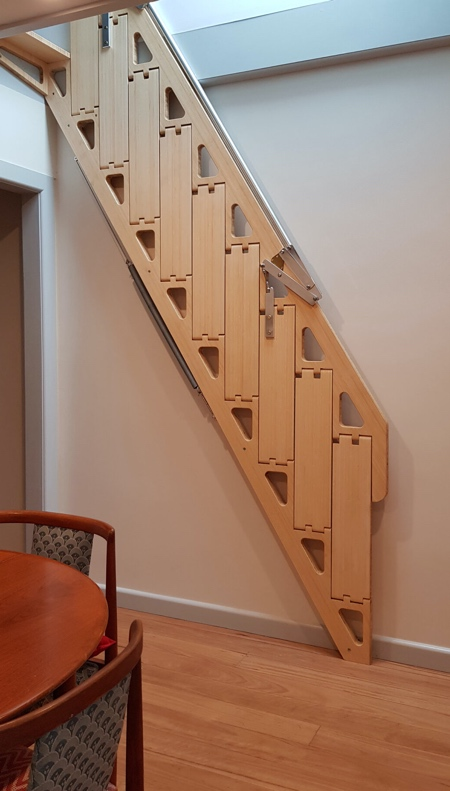 Folding Stairs