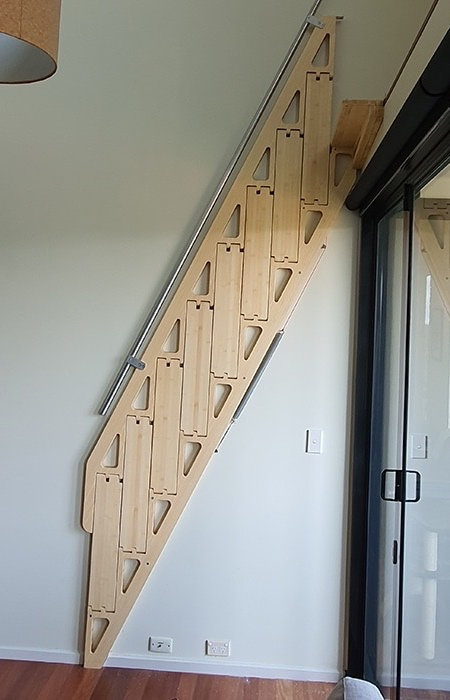 Foldable Stairs
