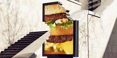McDonald's Bitten Billboards