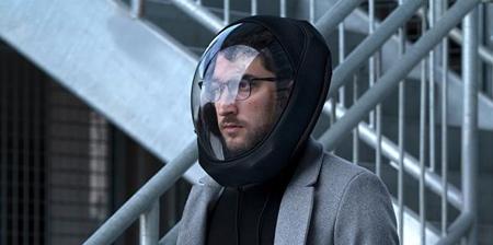 AIR Filtration Helmet