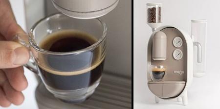 Moon Coffee Machine