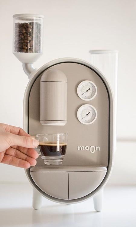 Moon Coffee Maker