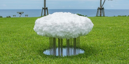 Rain Cloud Chair