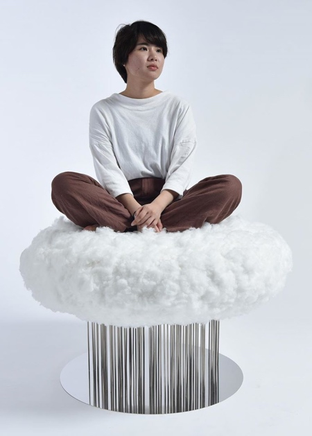 Shota Urasaki Cloud Chair