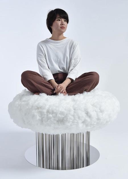 Shota Urasaki Cloud Chair