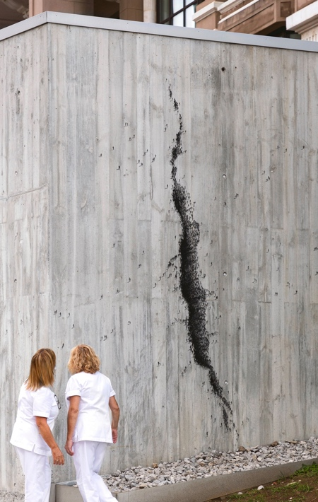 Strength by Pejac
