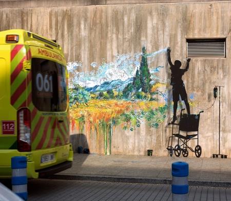Overcoming Street Art