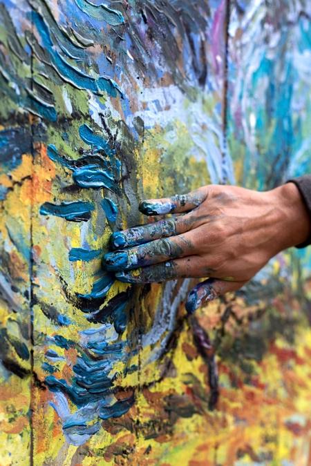 Strength Street Art