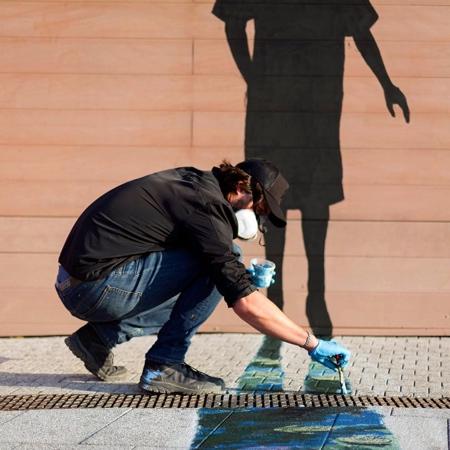 Pejac Hospital Street Art