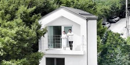 Vertical House in Seoul