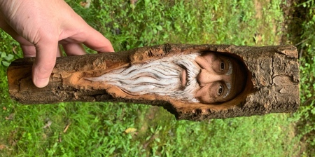 Wood Carvings by Josh Carte