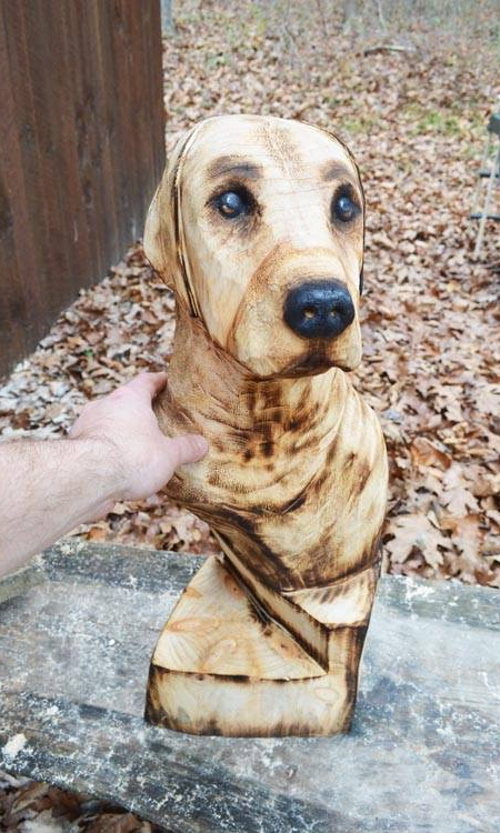 Josh Carte Wood Carvings