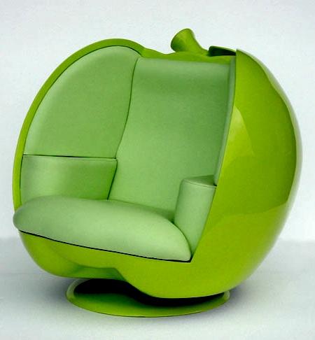 Green Apple Chair