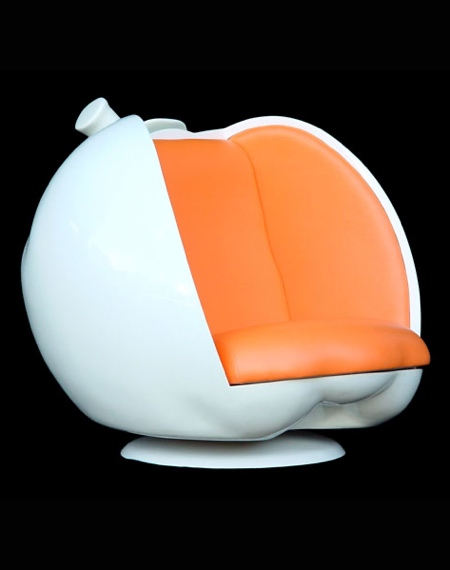 Apple Shaped Chair