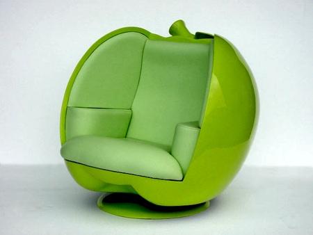 YAB DESIGN Green Apple Chair