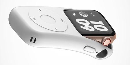 Apple Watch iPod Case