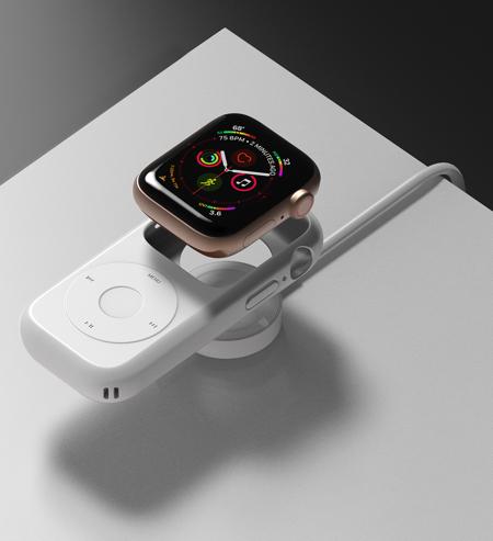 Joyce Kang Apple Watch iPod Case