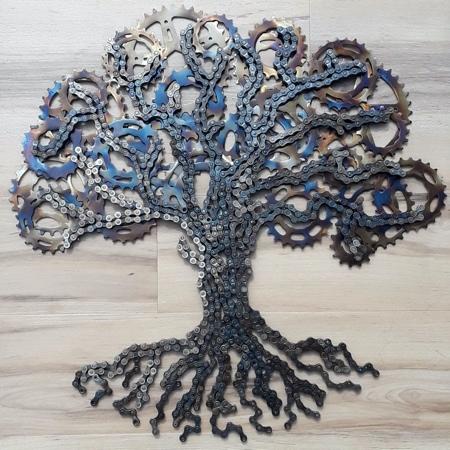 Bicycle Chain Tree