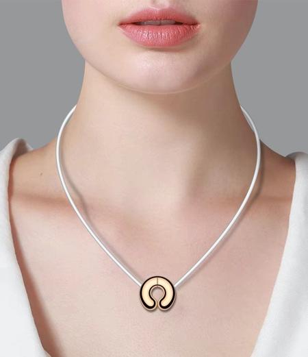 Earphones Necklace