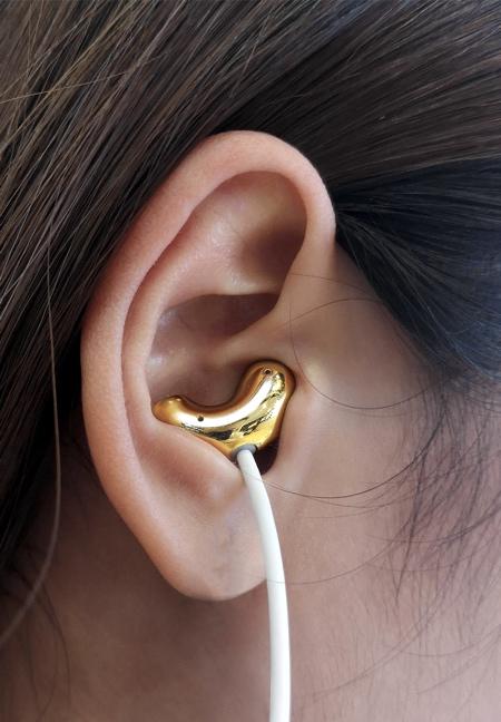 Necklace Headphones